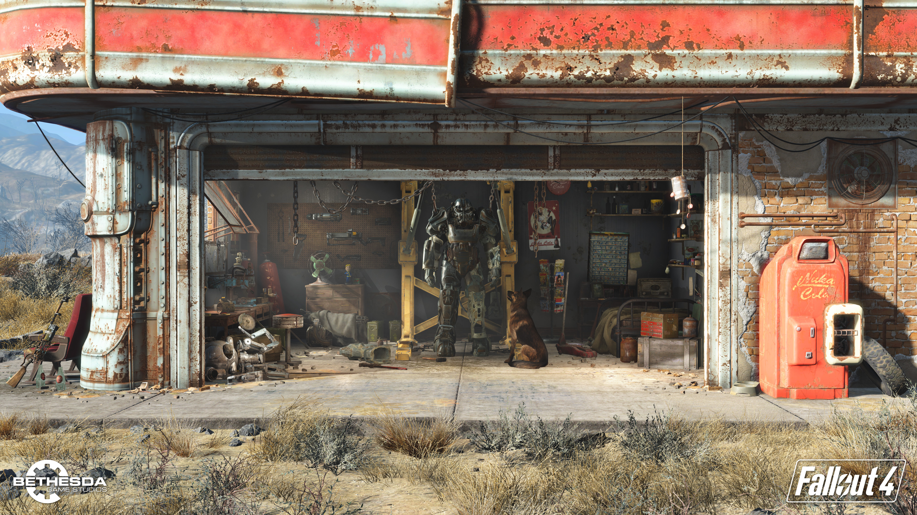 fallout 4 a writer s vanity