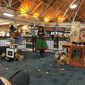 Catherynne M. Valente reading