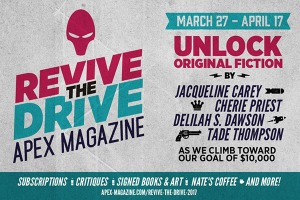 Apex magazine a writers vanity if you follow apex magazine you probably know were currently running a promotion called revive the drive its a mix of subscription drive fundraiser fandeluxe Image collections